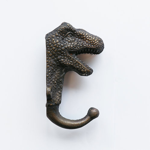 Dino Hook - Bronze T-Rex