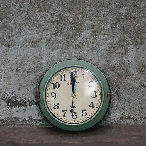 Original Ship Clock - Painted