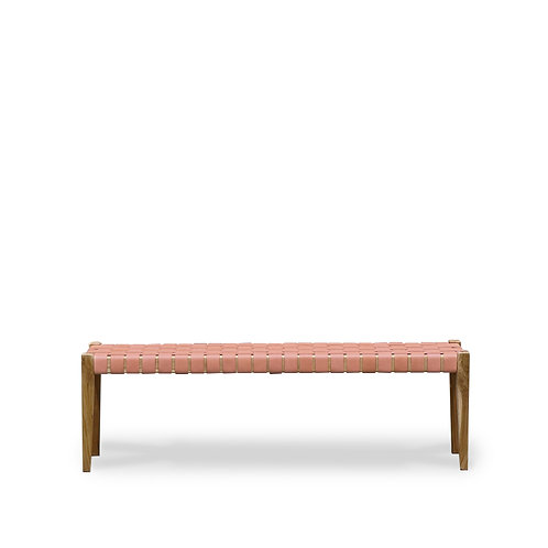 Hayes Bench 150cm Nude