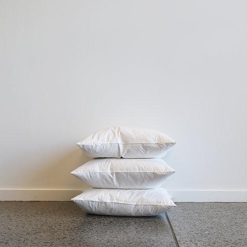 Feather & Down Cushion Inner - 45x45cm