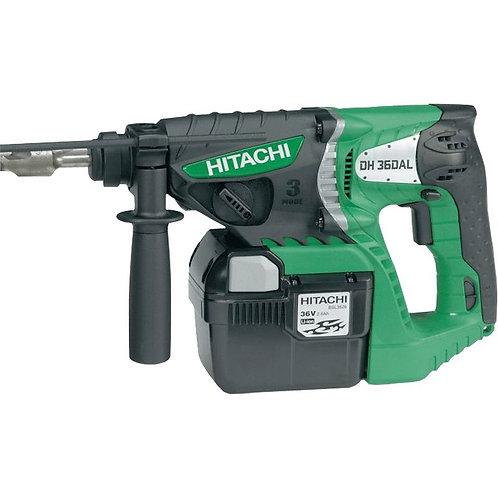 Аккумуляторный перфоратор Hitachi DH 24DV