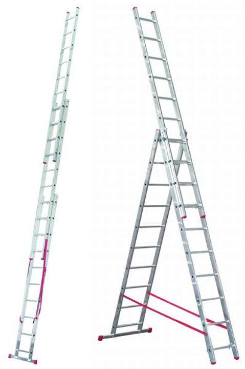 Трехсекционная лестница (6,20м)