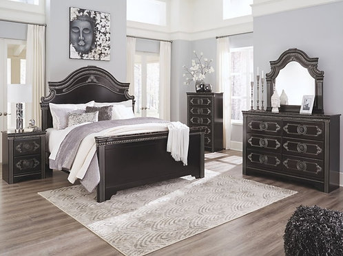 ASHLEY BEDROOM SET 0021902186