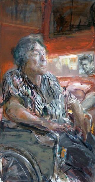 Bildnis meiner Mutter