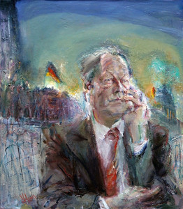 Bildnis Willy Brandt