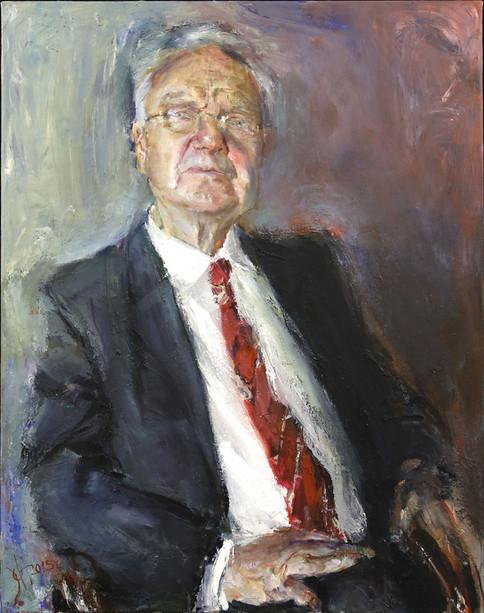 Porträt Manfred Stolpe