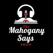Mahogany Says Logo black white.jpg