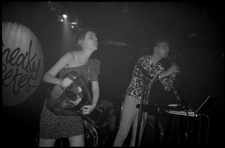 Live at Sneaky Pete's, Edinburgh