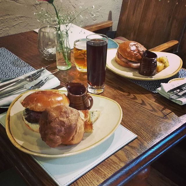 Roast Beef and Roast Pork cobs! Only on Sundays at The Mill Wheel!