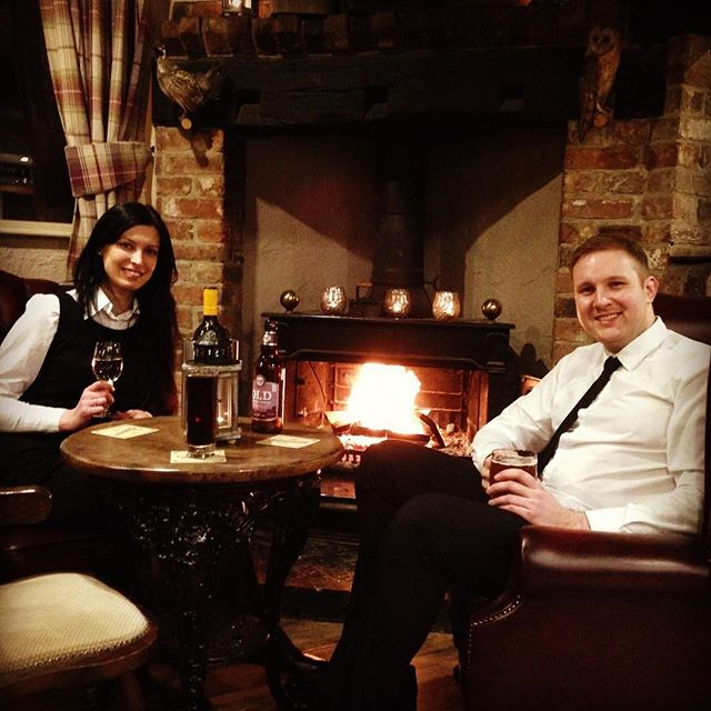 Eugene & Rita are looking forward to see you all at The Mill Wheel! Opening on the 22nd of January