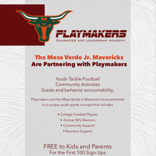 The Mesa Verde Jr. Mavericks