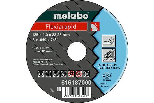 CF 10 DISCHI DA TAGLIO Ø 115X 1.6 specifici per materiali inossidabili