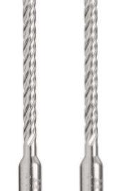 SERIE 2PUNTE SDS PLUS 4 TAGLIENTIØ12 -14 mm x 400/450mm di lunghezza