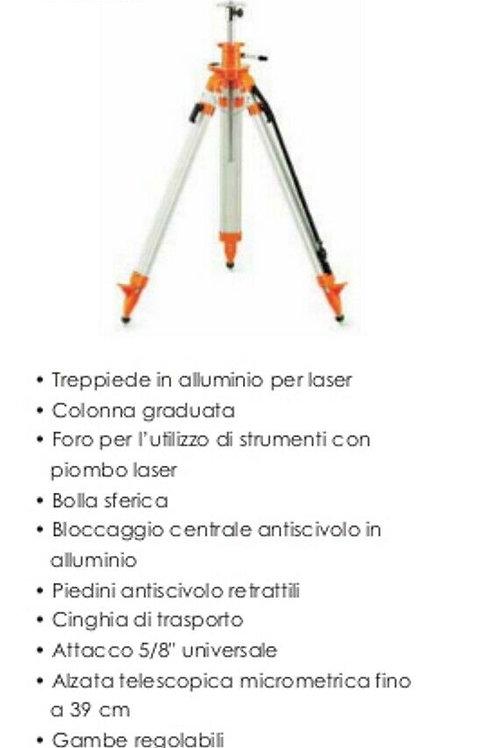 TREPPIEDE TELESCOPICO TRP-FS-30M ALLEMANO PORTA LASER