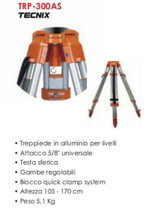 TREPPIEDE TELESCOPICO TRP-300AS ALLEMANO PORTA LASER