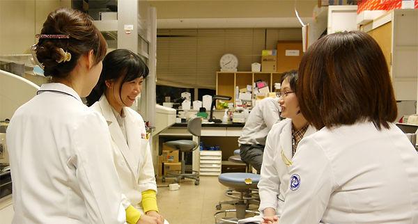 名古屋大学腎臓内科は女性医師を応援しています!