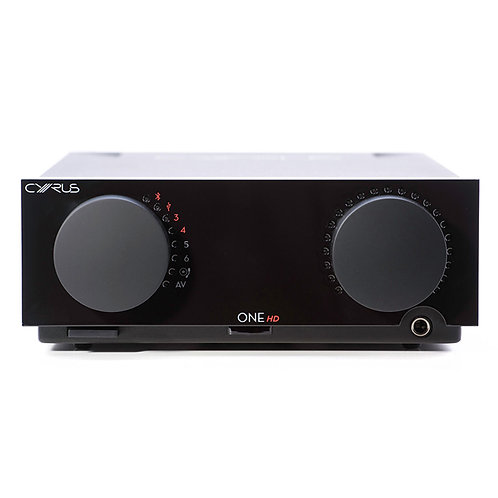 Cyrus OneCast Integrated Amplifier with WiFi & Bluetooth