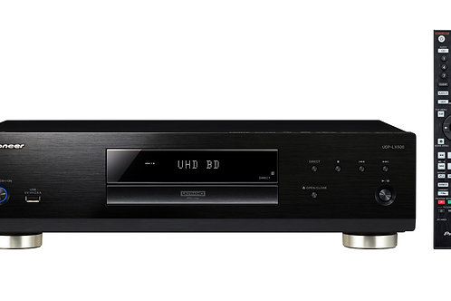 Pioneer Ultra HD Blu-ray Playback