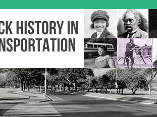Black History in Transportation