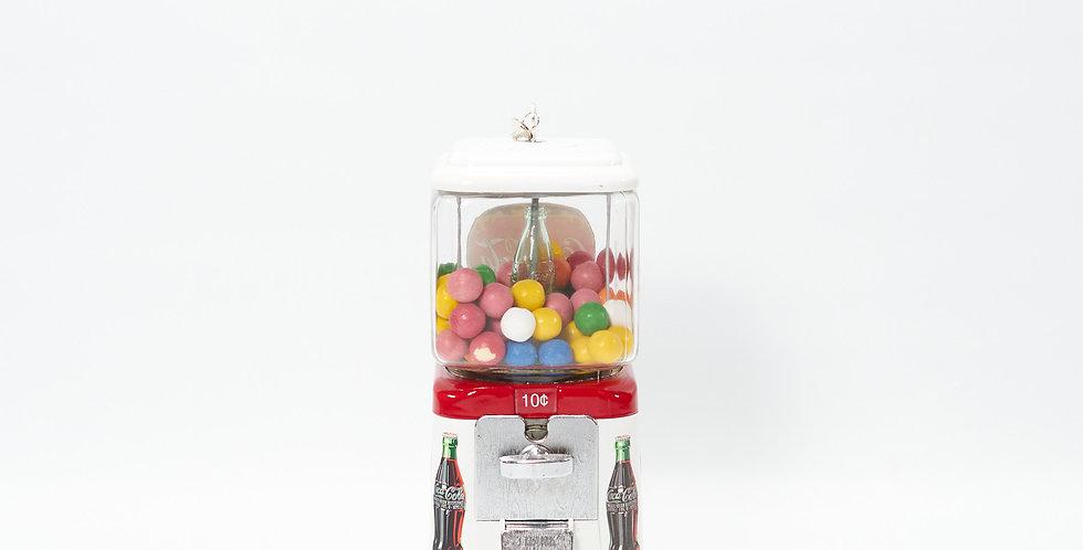 Distributore di chewing-gum Coca Cola