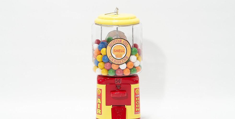 Distributore di chewing-gum shell