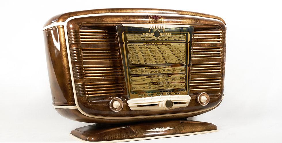 Radio S.N.R Excelsior