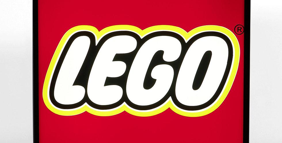 Insegna luminosa Lego