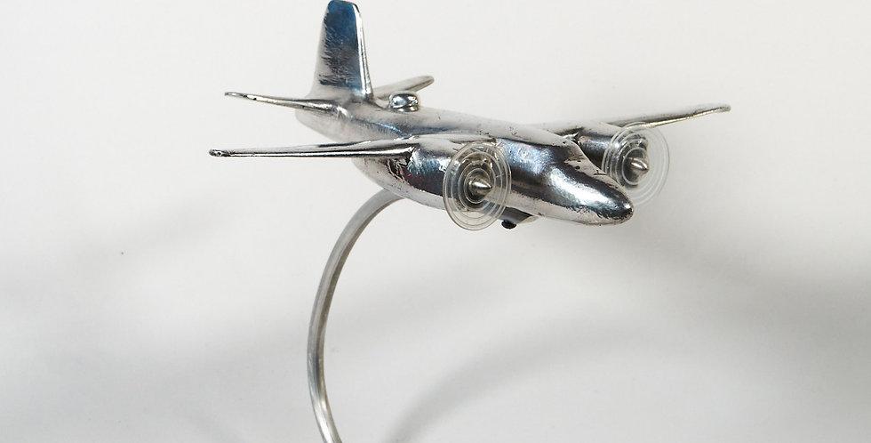 Aeroplano in metallo
