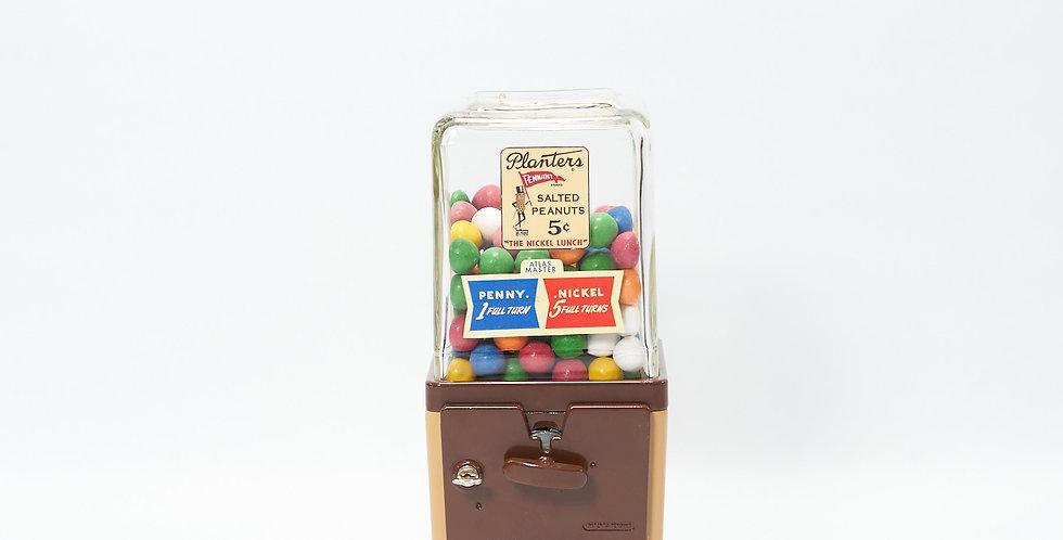 Distributore di chewing-gum planters