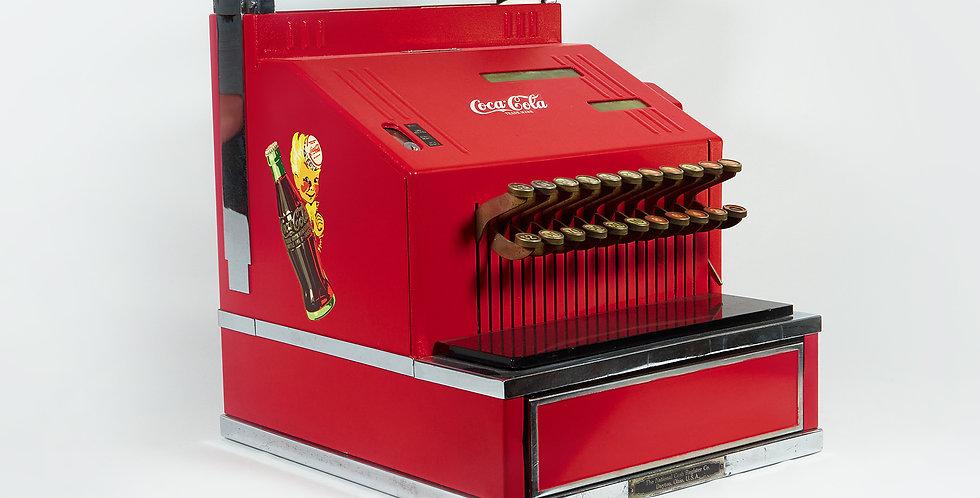 Registratore di cassa Coca Cola