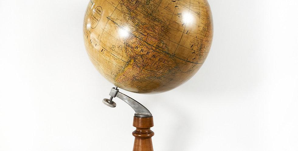 Mappamondo francese Gipard Thomas