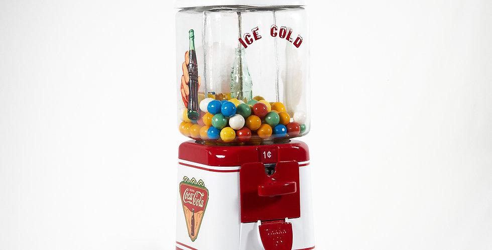 Distributore di chewing-gum - Coca Cola