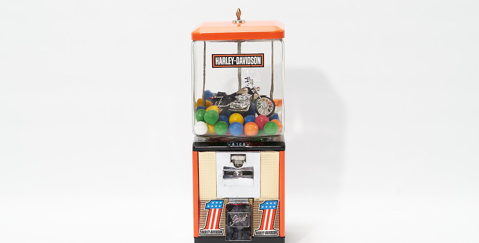Distributore di chewing-gum Harley Davidson