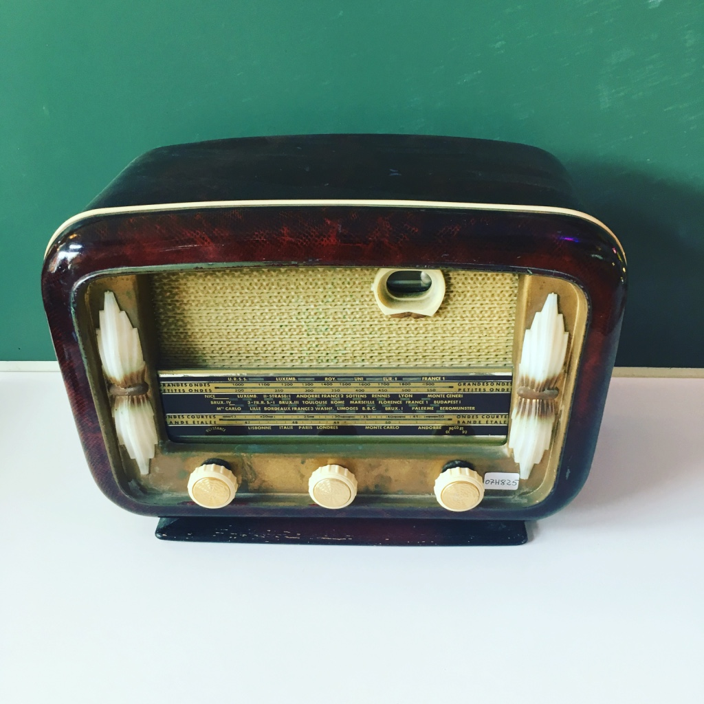 radio lux 1955