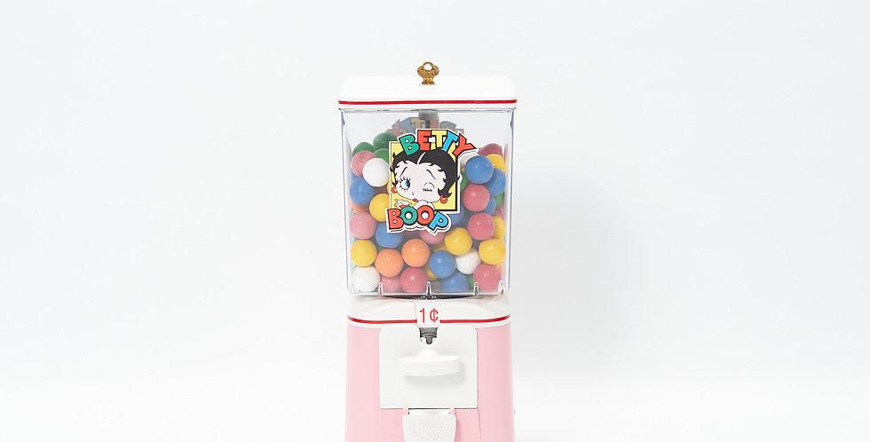 Distributore di chewing-gum betty boop