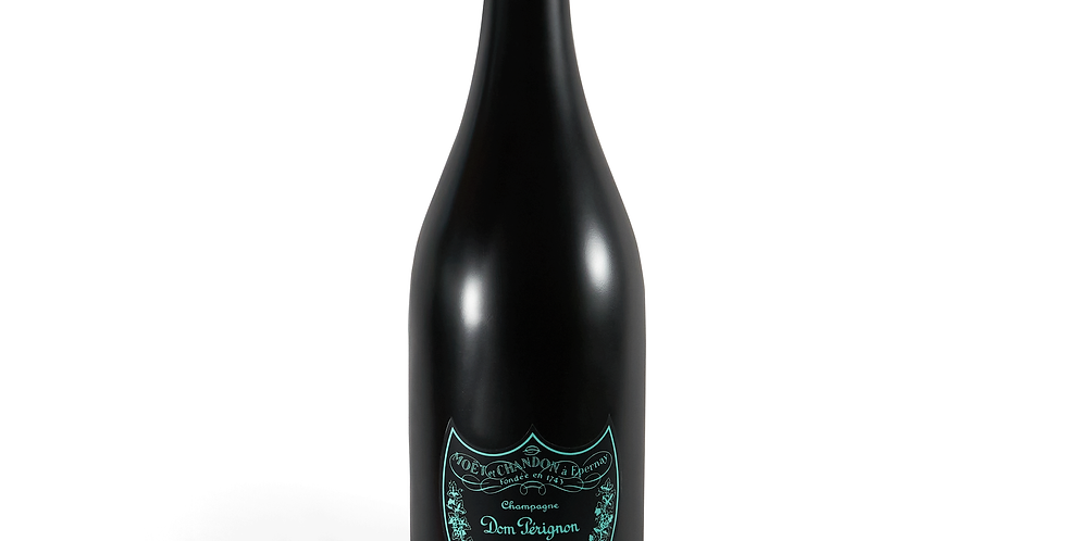Bottiglia pubblicitaria Dom Perignon