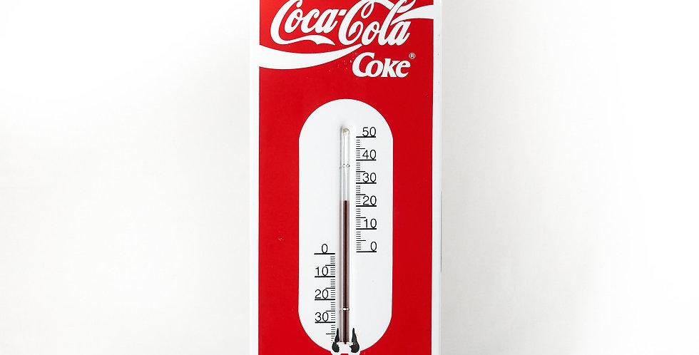 Termometro Coca Cola smaltato