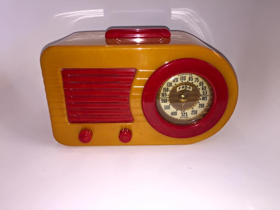 catalani radio fada1000 1946