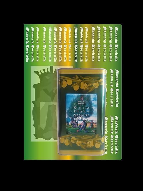 Olio extra vergine di oliva 3lt