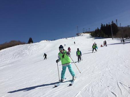 スキー・スノボー教室を開催しました!
