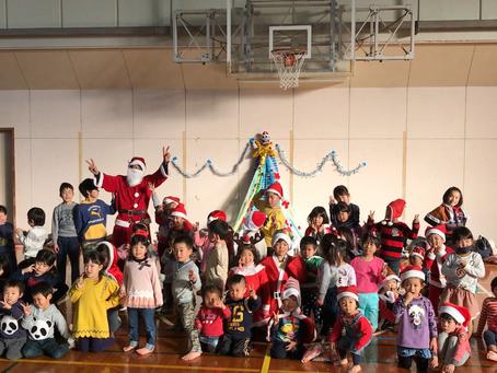 エンジョイキッズのクリスマス会