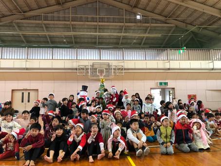 2019エンジョイキッズのクリスマス会