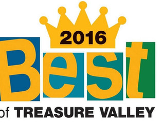 SilverCreek Realty Group voted Best of Treasure Valley 2016