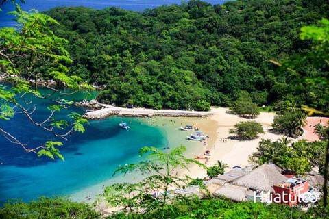 Playa La Entrega