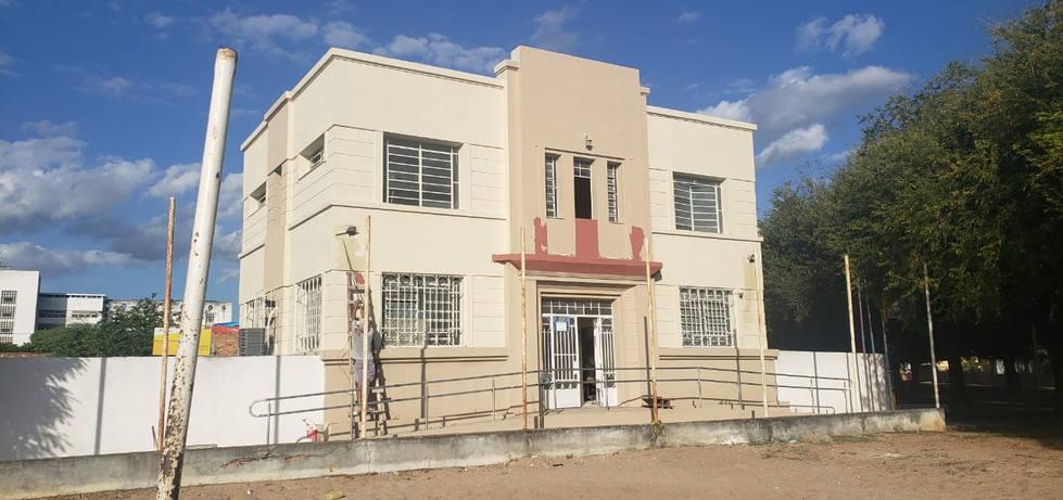Manutenção predial da agencia de dos Correios do municipio de Cipó -Ba