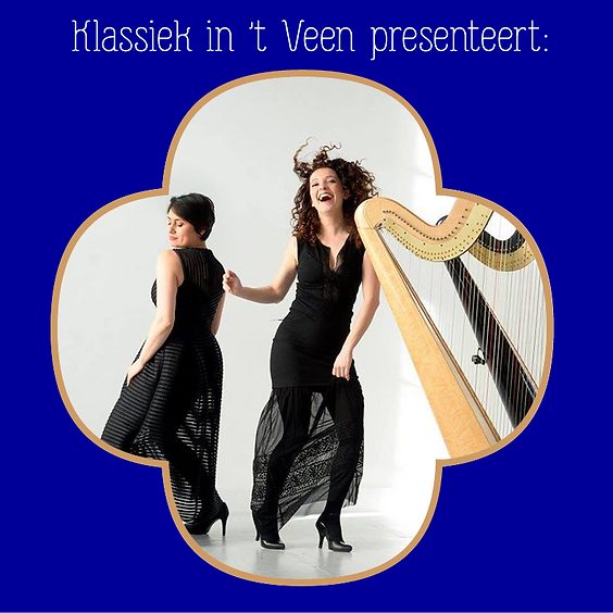 Duo Bilitis: Twee harpen
