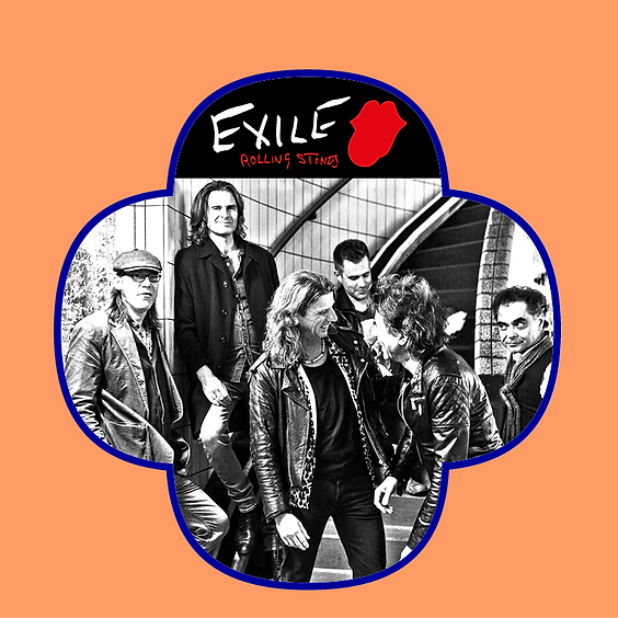 EXILE - ROLLING STONES TRIBUTE