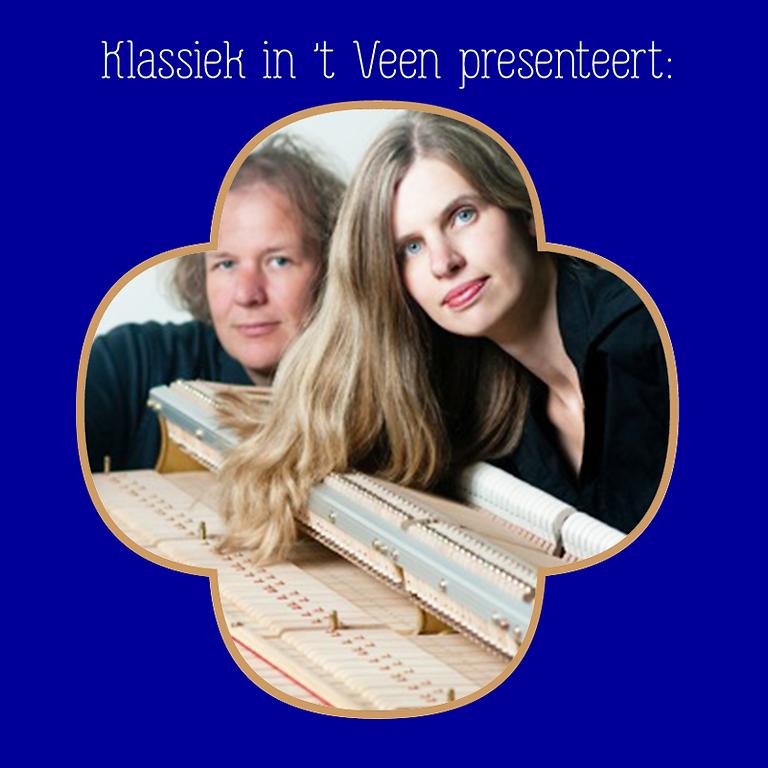 Canto Ostinato - Pianoduo Sandra Mol en Jeroen van Veen