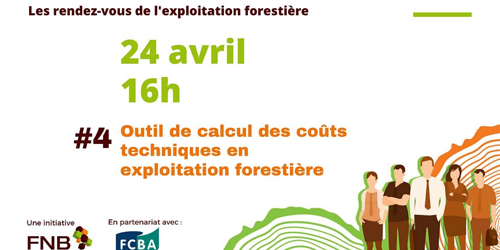 #4   Outil de calcul des coûts techniques en exploitation forestière