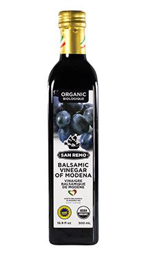 San Remo-Organic Balsamic Vinegar